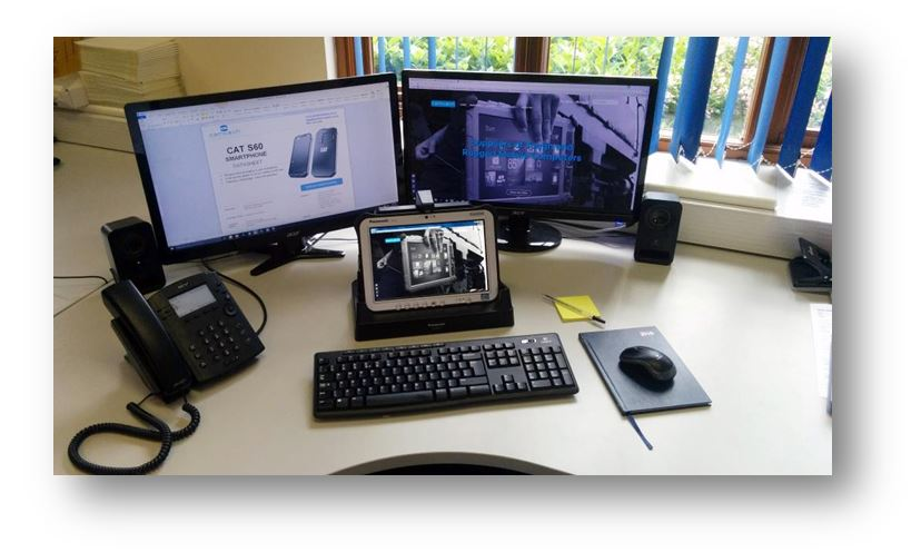 Desk Docking Station Solutions
