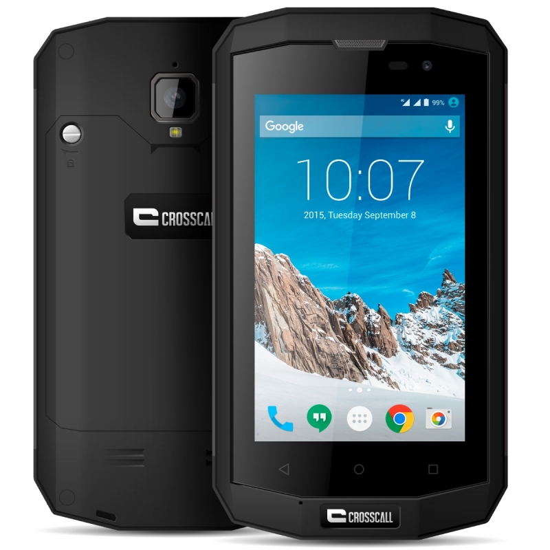 Crosscall Trekker X2 Rugged Mobile Smartphone Uk