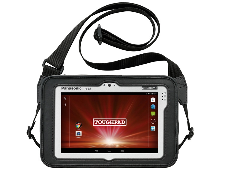 Panasonic Fz B2 7 Quot Toughpad Rugged Toughpad