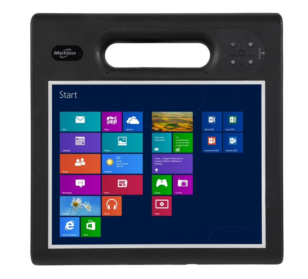 Motion F5m Rugged Tablet Pc