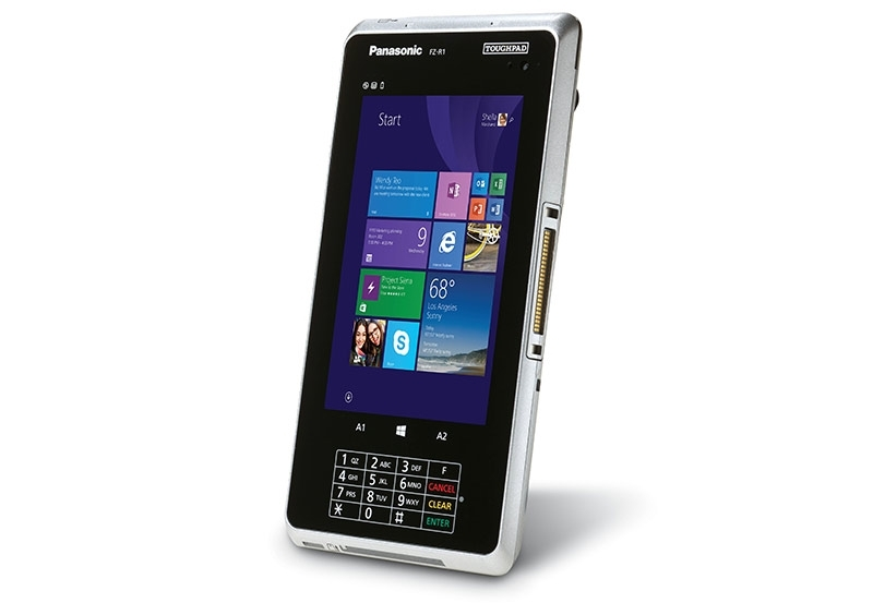 Panasonic Fz R1 Windows Epos Payment Terminal Toughpad