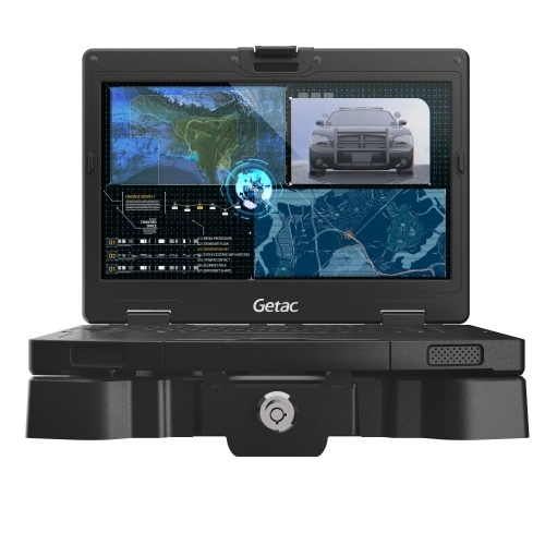 Getac S410 Low Cost Rugged Laptop