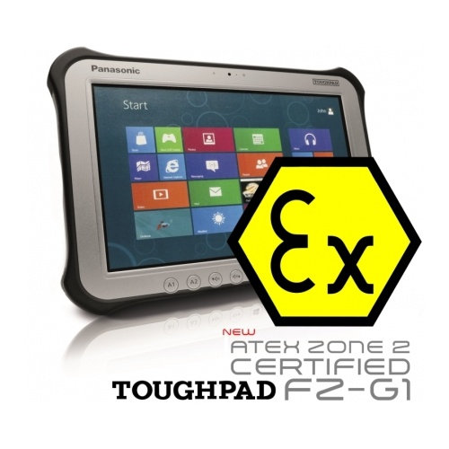 Atex Rated Tablet Pc