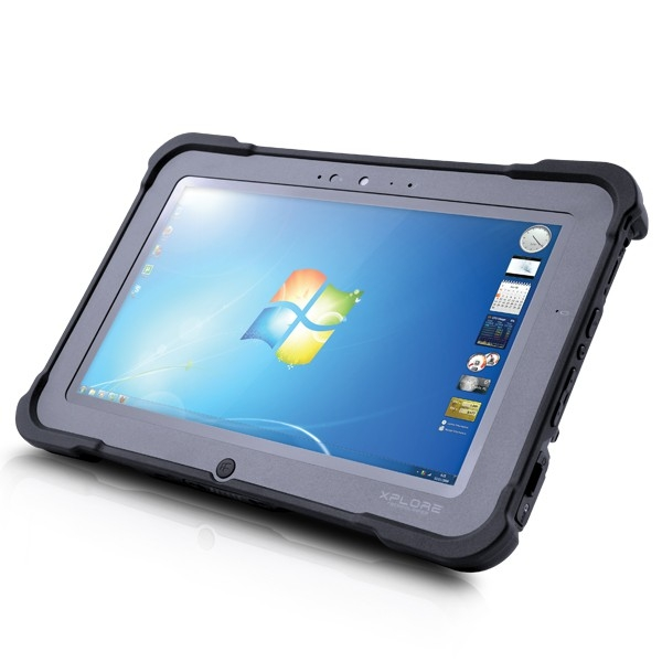 Xplore Bobcat Rugged Windows Tablet Pc